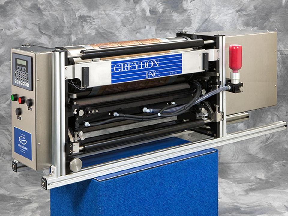 Flexographic In-Line Printer - Black Max II - Flexographic Printers