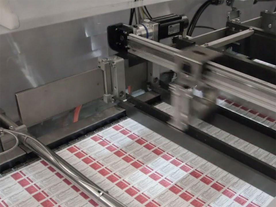 Greydon medical device printing