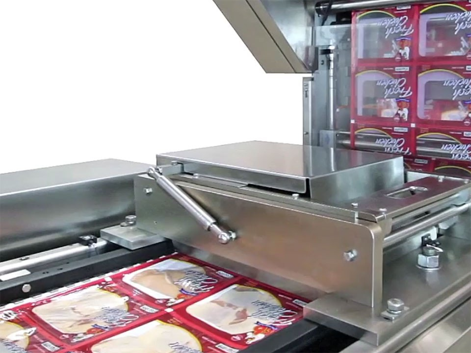 Greydon printing for food packaging