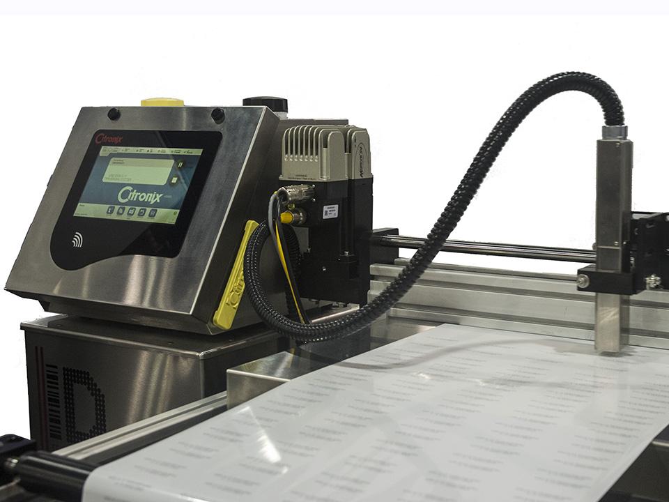 Traversing Inkjet System - GB-602/642 - Inkjet Printers & Traversing Systems